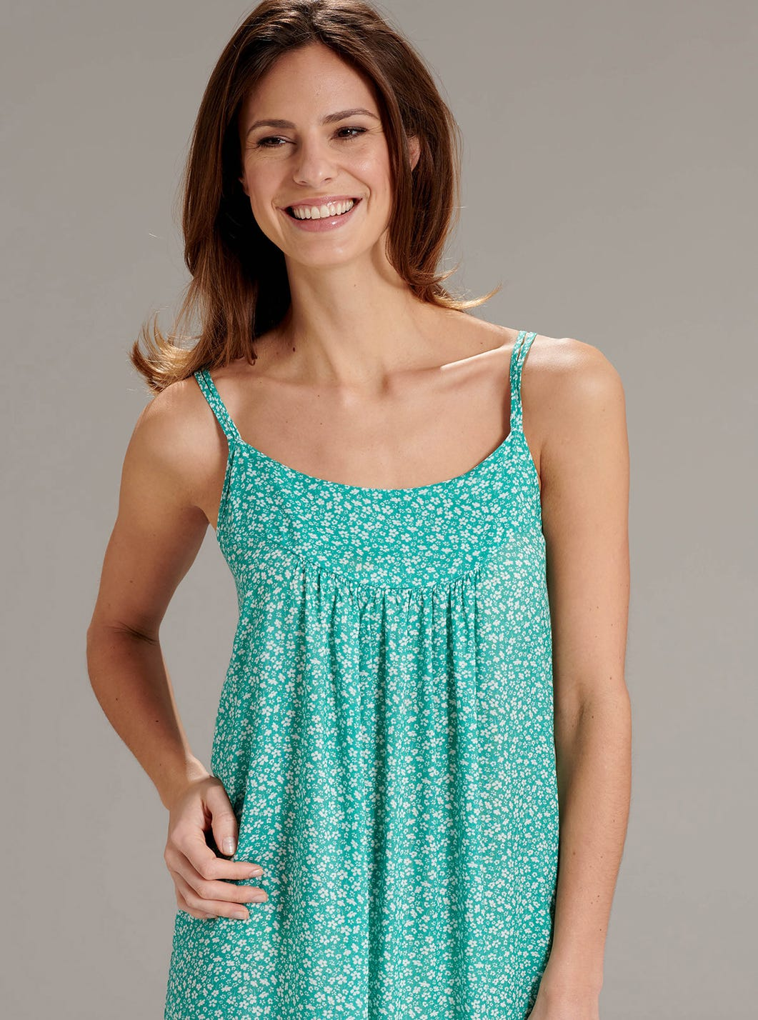 Floaty Cotton Nightie