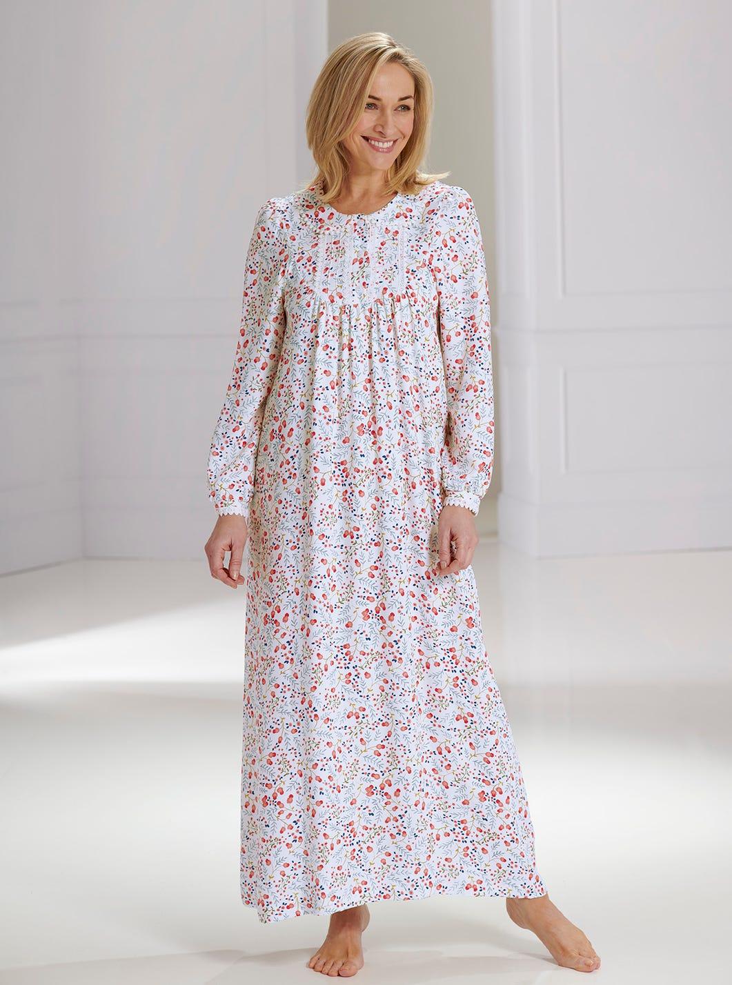 Classic Cotton Nightdress