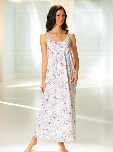 0297 - Summer Daisy - Cool Cotton Nightdress
