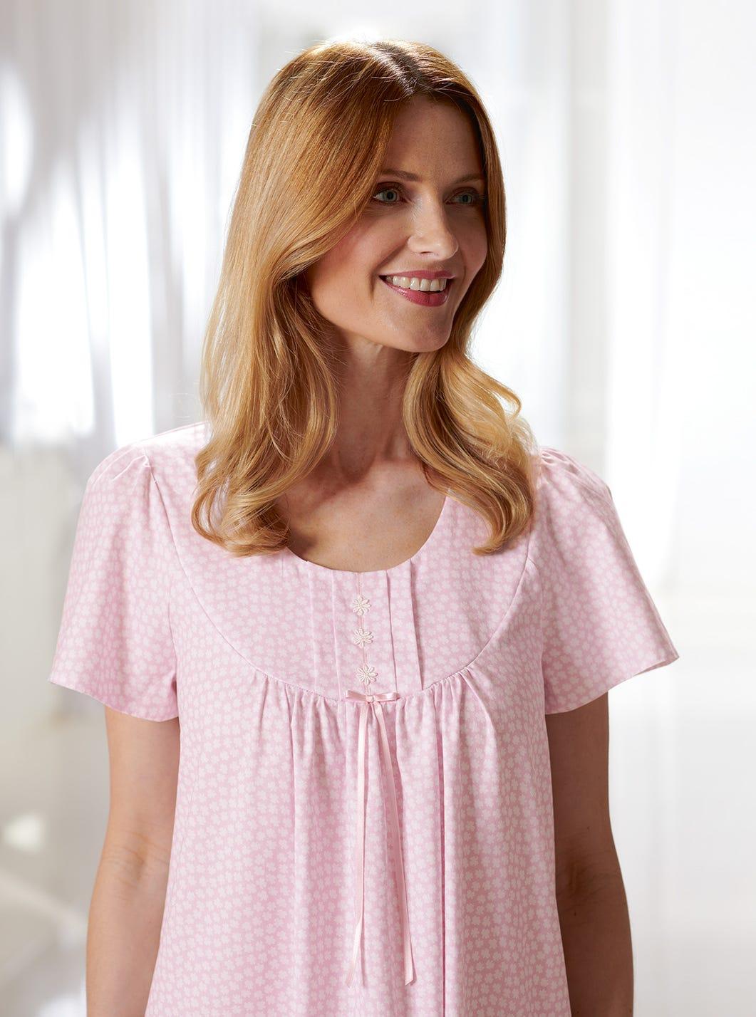 Softest Pure Cotton Nightdress