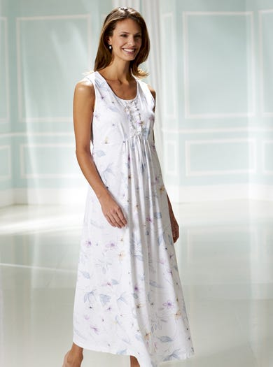 Cool Cotton Jersey Nightie