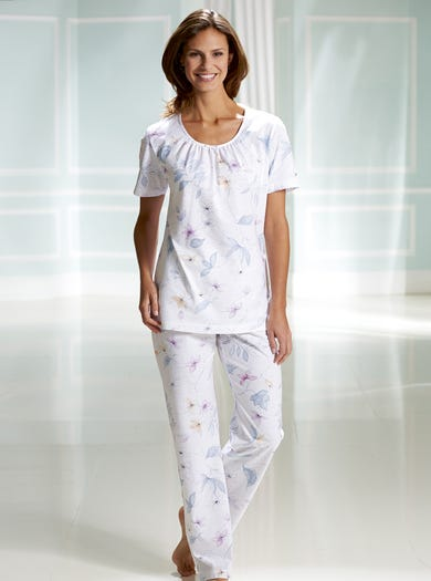 Simply Soft Cotton Jersey Pyjamas
