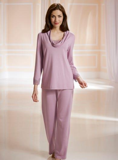 0745 - Clover - Soft Jersey Pyjamas