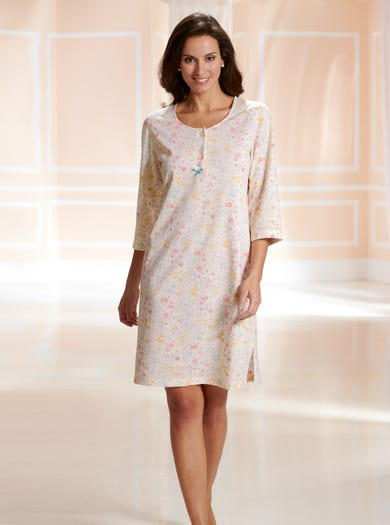 Soft Jersey Nightshirt