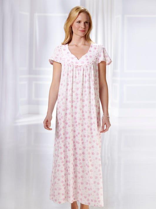 Soft Jersey Nightdress