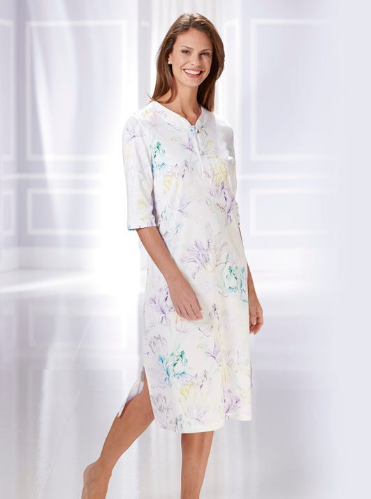 Soft Cotton Nightshirt