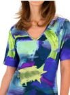 2323 Abstract Dress