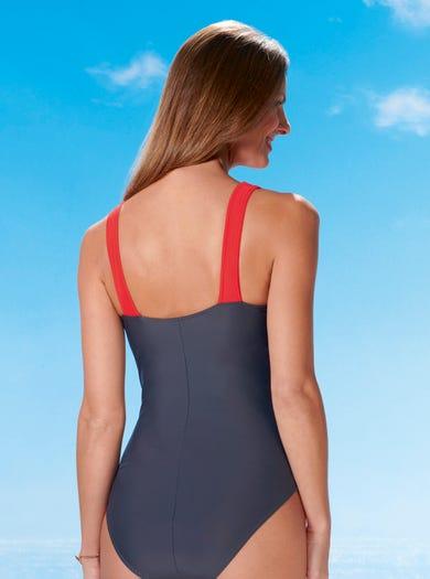 1800 - Watermelon - Luxury Swimsuit