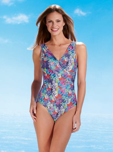 1845 - Cape Verde - Luxury Swimsuit