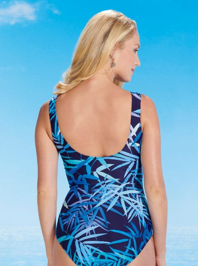 1855 - Palm Springs - Tropical Swimsuit