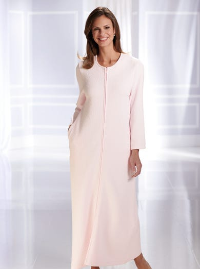 3131 - Pink - Fine Dressing Gown
