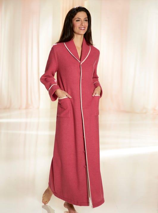 Supersoft Fleece Gown