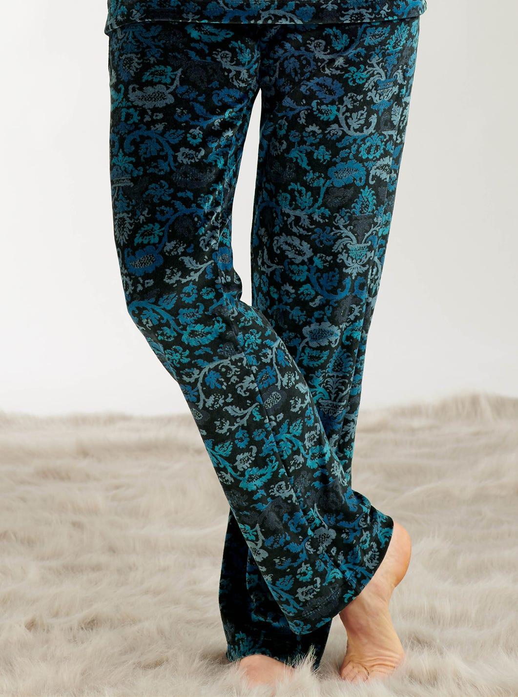 Luxury Velour Trousers