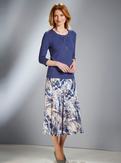 Easy Stretch Skirt