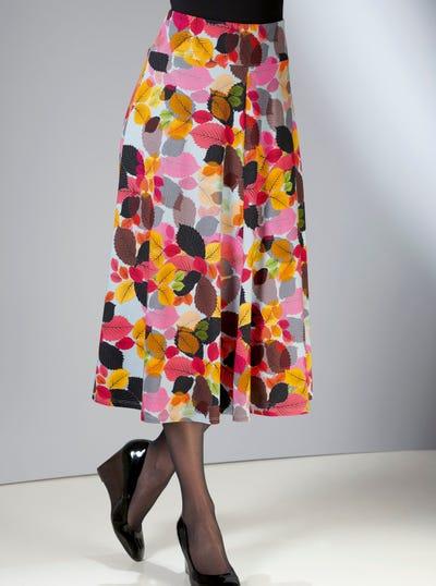 Fine Jersey Skirt