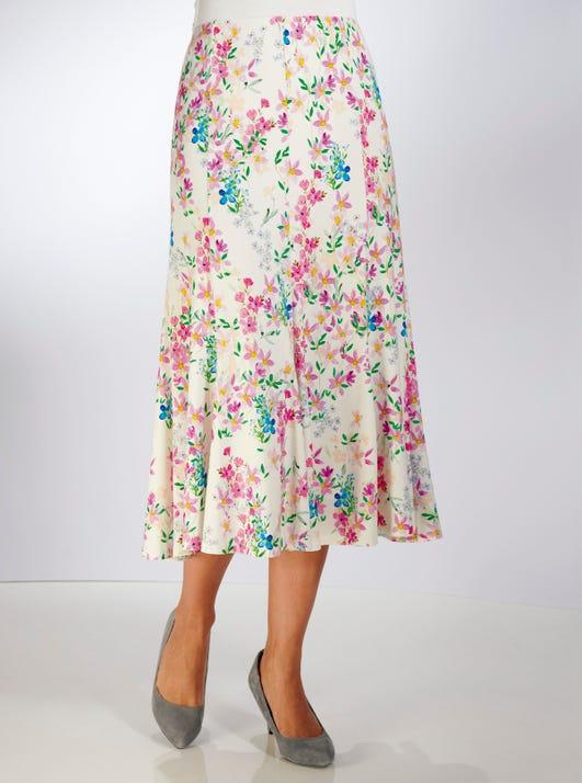 Easy Jersey Skirt