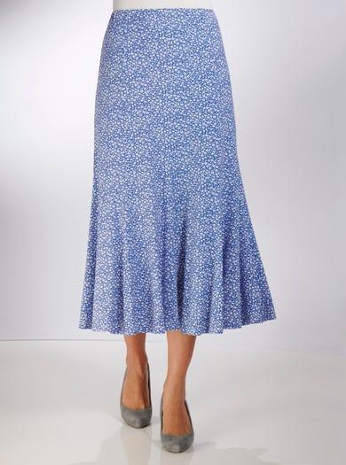 4296 - Lobelia - Comfortable Jersey Skirt