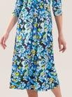 Mirage Jersey Wrap Dress