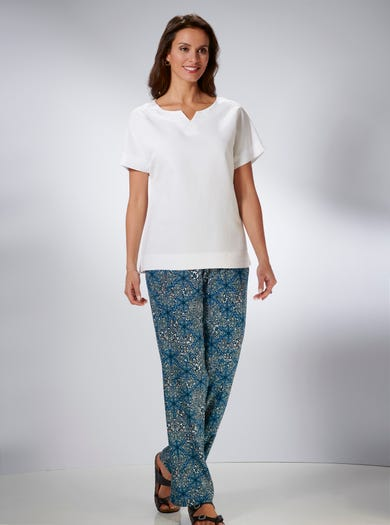 5369 - Medina - Easy Lightweight Trousers