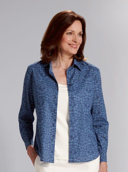Luxury Fine Cotton Shirt