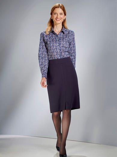 Luxury Liberty Cotton Blouse