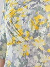 Soft Floral Jersey Dress