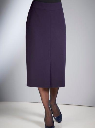 5526 - Blackberry - Classic Skirt