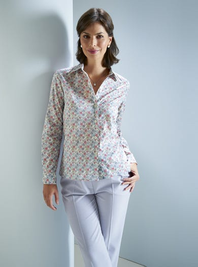Pure Cotton Liberty Shirt