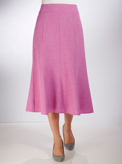 5803 - Rose - Uncrushable Skirt