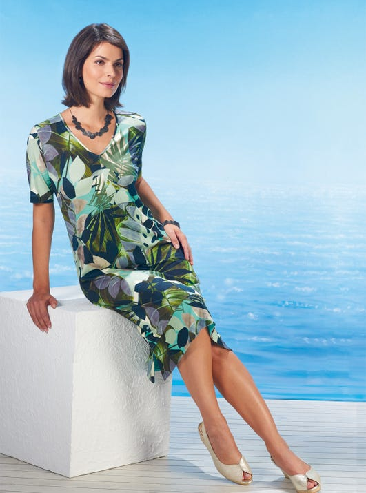 Stretchy Easy Fit Dress