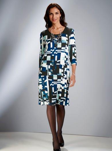 6363 - Lexington - Soft Jersey Dress