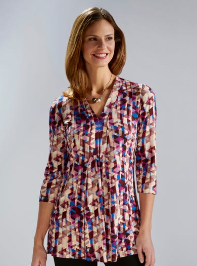 Comfortable Jersey Tunic