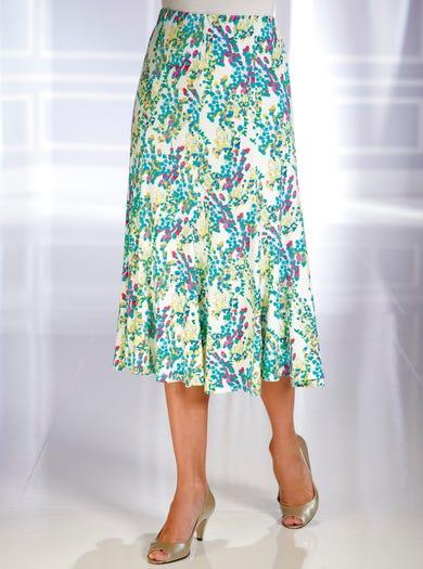 6416 - Mimosa - Elegante jersey rok