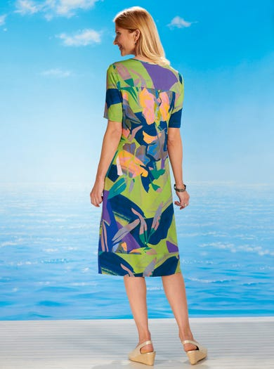 aff52d78a36 Ladies Stylish Jersey & Silk Dresses | Spring/Summer 2019 | David Nieper