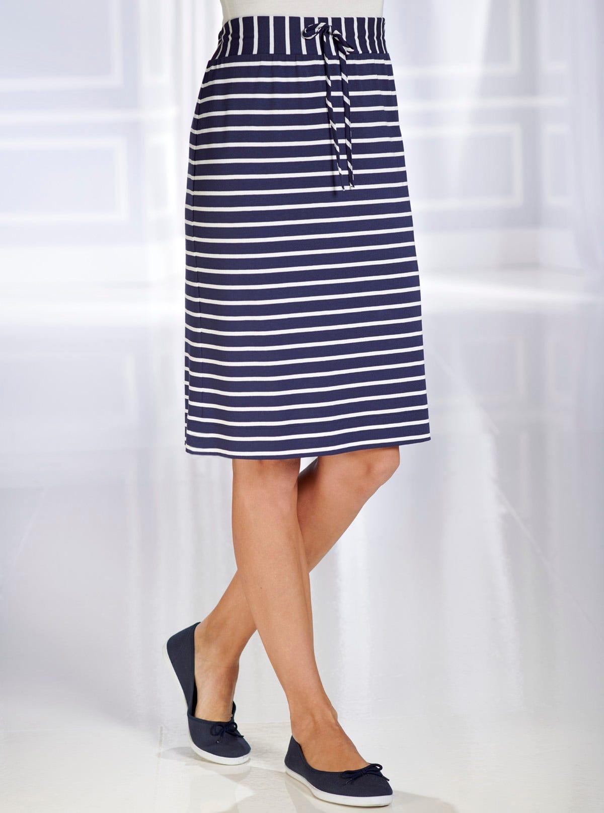 ef49a1c1a8 Comfy Jersey Skirt - Skirts - Travel