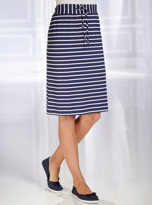 Comfy Jersey Skirt