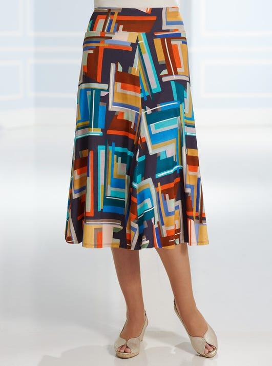 Supersoft Jersey Skirt