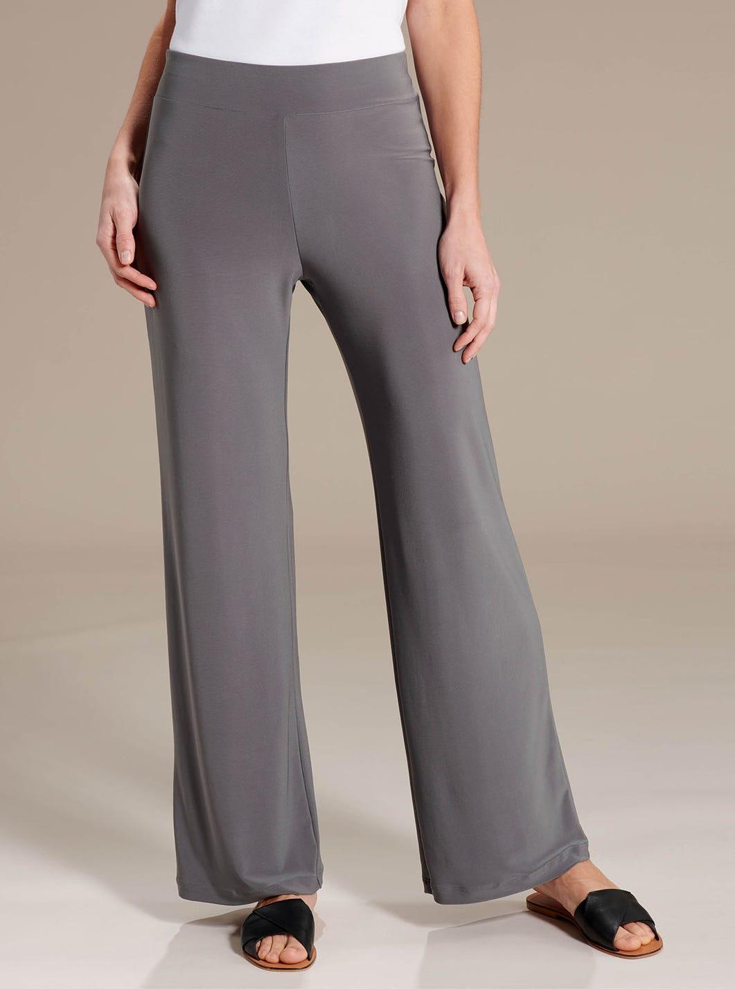 Slinky Jersey Trousers