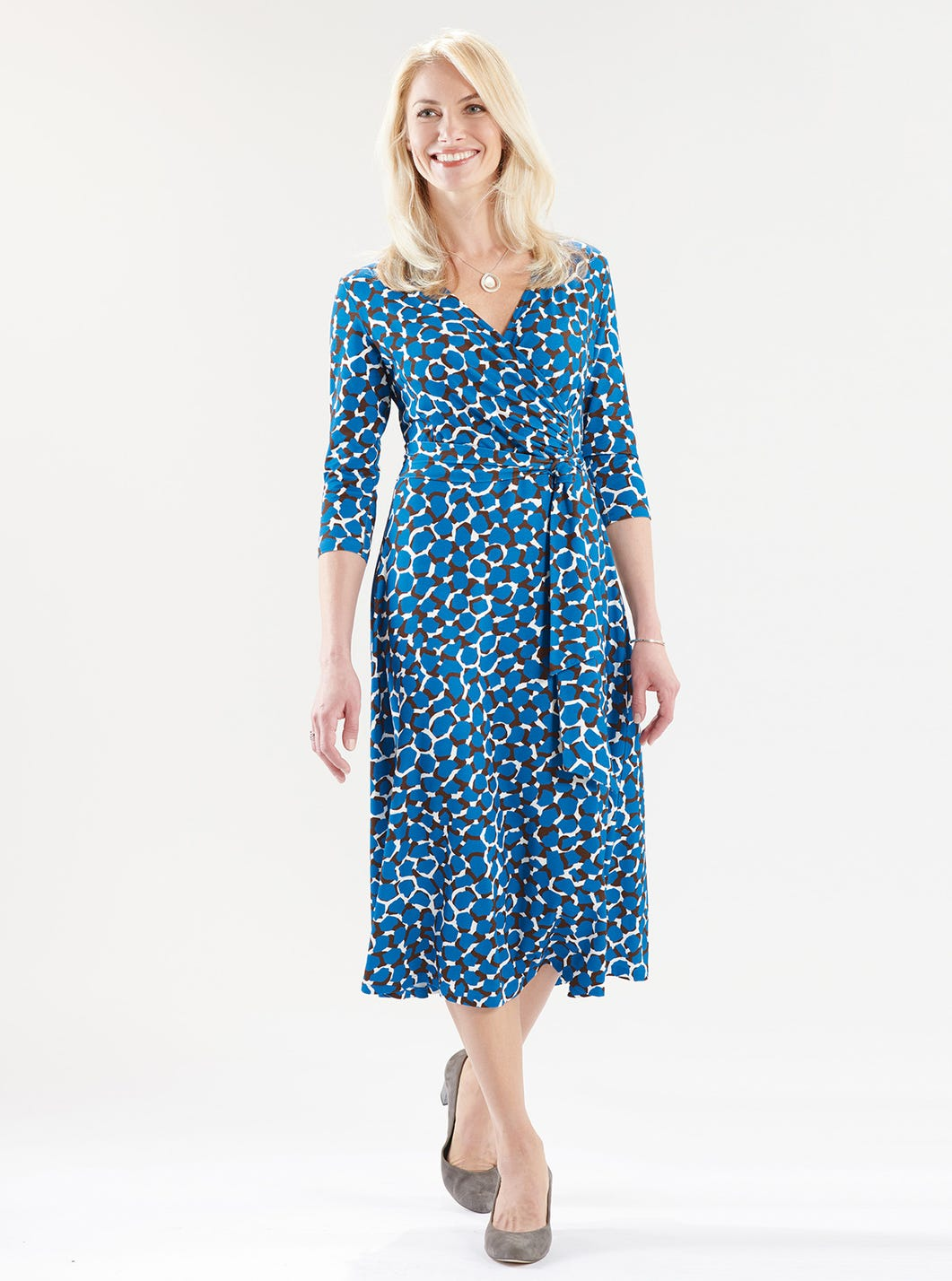 Elegant Belted Dress