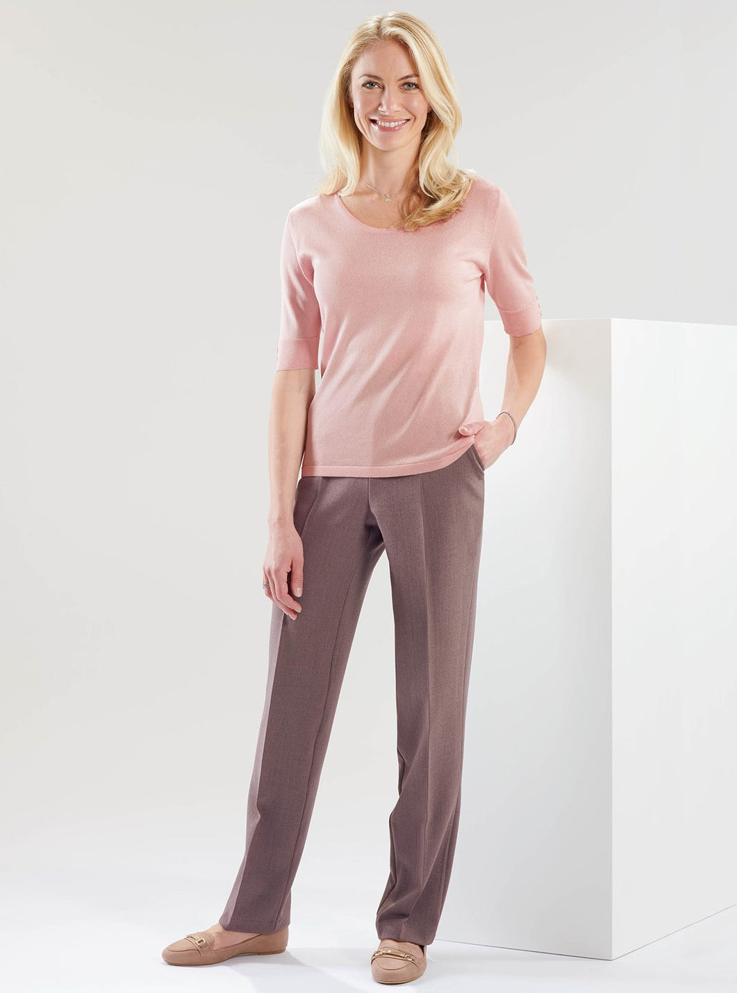 Smart Uncrushable Trousers