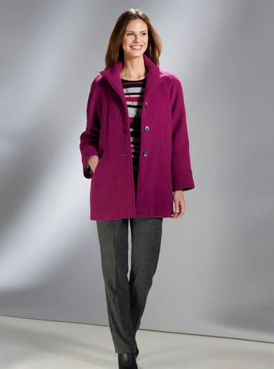 Luxury Contemporary Coat