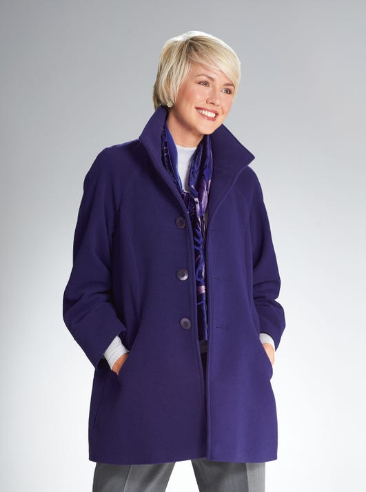Luxury Contemporary Coat