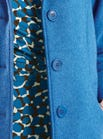 Bright Relaxed Fit Coat