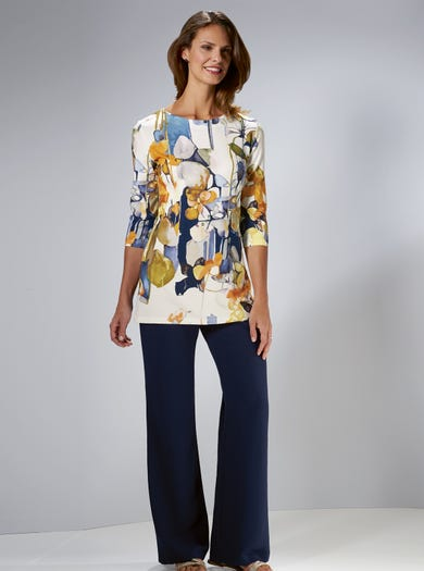 7220 - Reflections - Easy Jersey Tunic