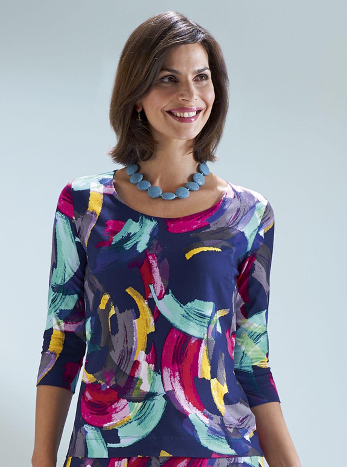 d049361f13 Soft Jersey Top - Soft Stylish Jersey - Womenswear