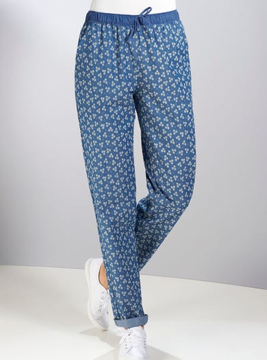 7269 - Daisy - Pure Cotton Trousers