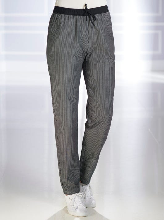 Pure Cotton Weekend Trousers
