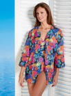 Delightful Cotton Voile Cover-up