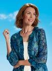 Blusenhemd aus Baumwoll-Voile