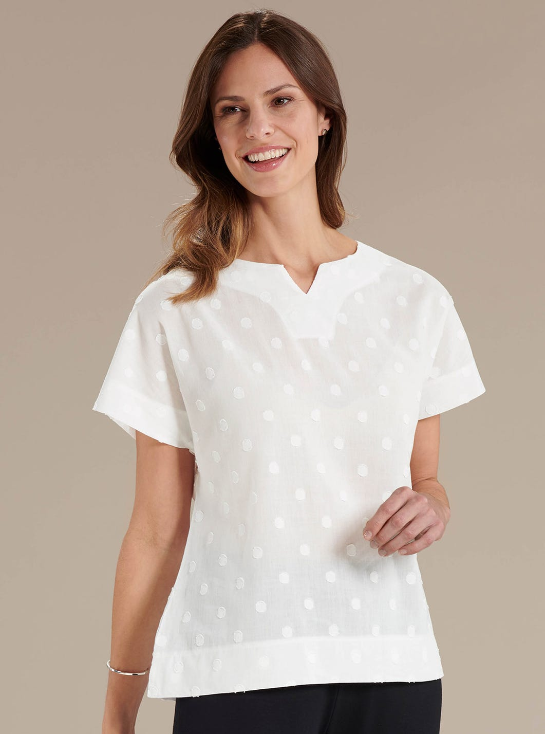 Cool Pure Cotton Top
